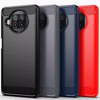 TPU чехол Slim Series для Xiaomi Redmi Note 9 Pro 5G