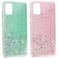 TPU чехол Star Glitter для Samsung Galaxy A32 4G