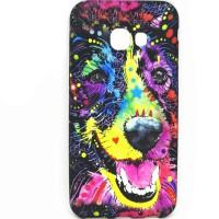 TPU чохол Animals Night light для Samsung Galaxy A3 (2017) (A320)