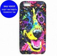 TPU чохол Animals Night light для Samsung Galaxy S7 Edge (G935F)