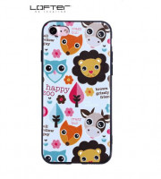 "TPU чехол Animals Print Series для Apple iPhone 7 / 8 (4.7"")"