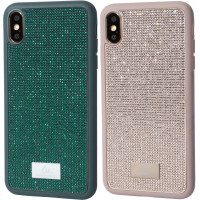 "TPU чехол Bling World Grainy Diamonds для Apple iPhone XS Max (6.5"")"