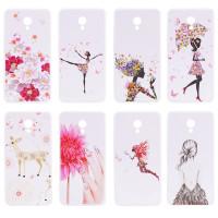 Купить TPU чехол Cute Print для Meizu M5, Epik