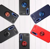 TPU чехол Deen ColorRing под магнитный держатель для Xiaomi Mi 9 Lite