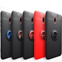 TPU чехол Deen ColorRing под магнитный держатель для Xiaomi Redmi 8a