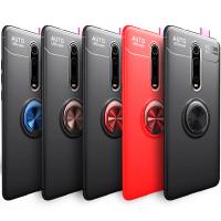 TPU чехол Deen ColorRing под магнитный держатель для Xiaomi Redmi K20 / K20 Pro / Mi9T / Mi9T Pro