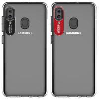 TPU чехол Epic clear flash для Samsung Galaxy A20 (A205F)