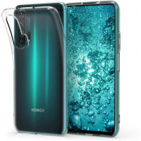 TPU чехол Epic Transparent 1,0mm для Huawei Honor 20 Pro