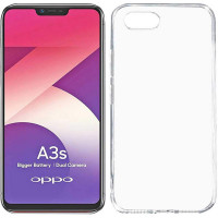 TPU чехол Epic Transparent 1,0mm для OPPO A5 / A3S / AX5 / R15-NEO