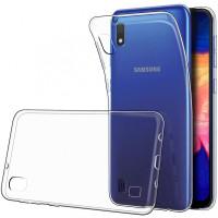TPU чохол Epic Transparent 1,0mm для Samsung Galaxy A10 (A105F)