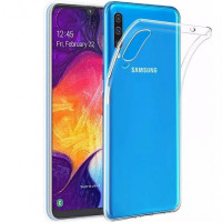 TPU чехол Epic Transparent 1,0mm для Samsung Galaxy A50 (A505F) / A50s / A30s
