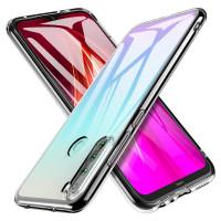 TPU чехол Epic Transparent 1,0mm для Xiaomi Redmi Note 8