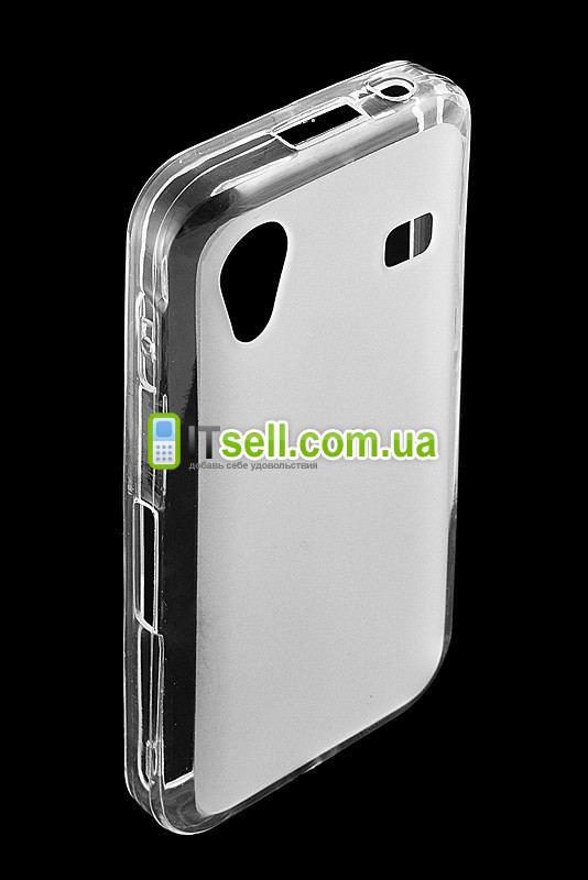 Фото TPU для Samsung s5830 Galaxy Ace Прозрачный / Soft touch на itsell.ua