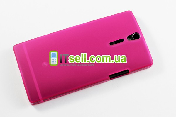 Купить TPU чехол для Sony Xperia S/Arc HD/SL за 39 грн