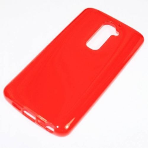 Фото TPU чехол для LG Optimus G2 mini D618/D620 Красный (soft touch) в магазине itsell.ua