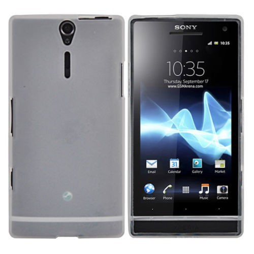 Купить TPU чехол для Sony Xperia S/Arc HD/SL за 37 грн