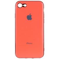 TPU чехол GLOSSY LOGO для Apple iPhone SE (2020)