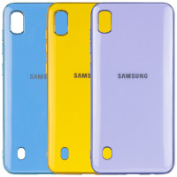 TPU чохол GLOSSY LOGO для Samsung Galaxy A10 (A105F)