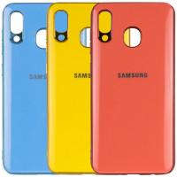 TPU чохол GLOSSY LOGO для Samsung Galaxy A30
