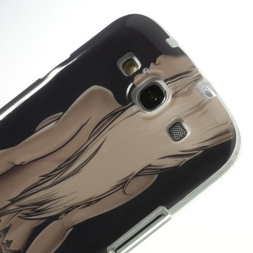TPU чехол IMD Erotic Print для Samsung i9300 Galaxy S3 Hot Tattooed Girl в магазине itsell.ua