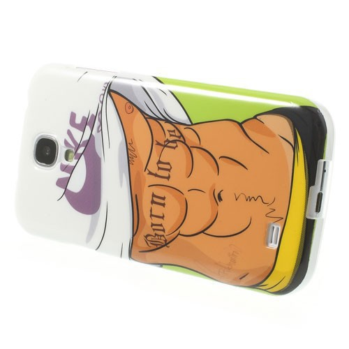 Заказать TPU чехол IMD Erotic Print для Samsung i9500 Galaxy S4 Muscle Man на itsell.ua