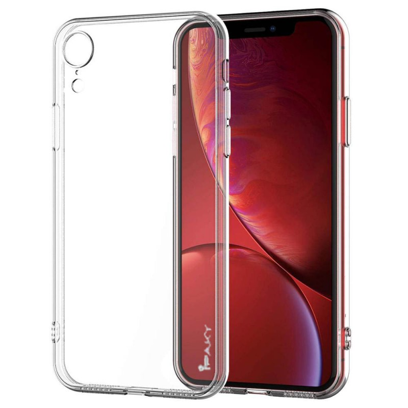 "TPU чехол iPaky Clear Series (+стекло) для Apple iPhone XR (6.1"")"