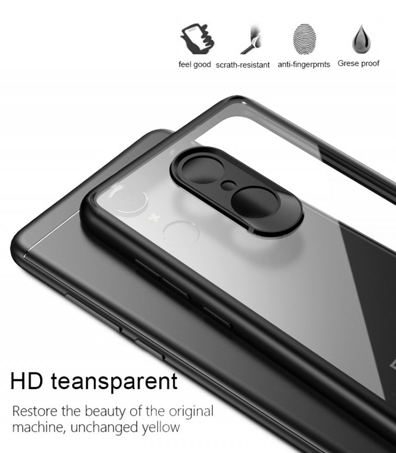 Купить TPU чехол iPaky Hard Series для Xiaomi Redmi 5 (2 цвета) на itsell.ua
