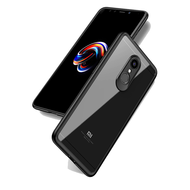 Купить TPU чехол iPaky Hard Series для Xiaomi Redmi 5 (2 цвета) за 261 грн