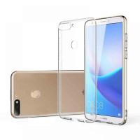 TPU чехол iPaky Clear Series (+стекло) для Huawei Y7 Prime (2018) / Honor 7C pro