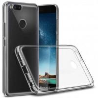 TPU чохол iPaky Clear Series (+скло) для Xiaomi Mi A1