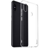 TPU чехол iPaky Clear Series (+стекло) для Xiaomi Mi Max 3