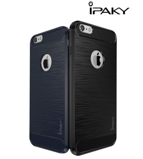 Купить TPU чехол iPaky Slim Series для Apple iPhone 6/6s (4.7') (2 цвета) за 249 грн