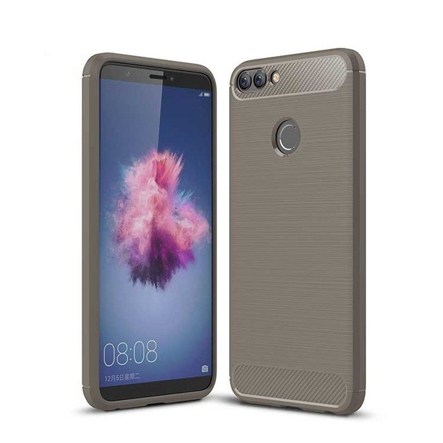 TPU чохол iPaky Slim Series для Huawei P smart (Сірий)