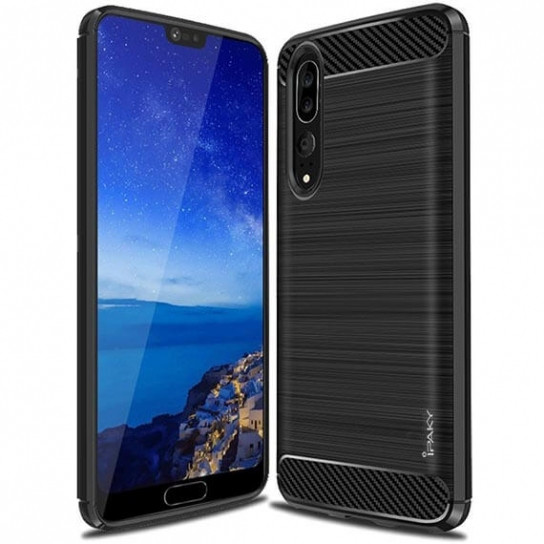 TPU чехол iPaky Slim Series для Huawei P20 Pro