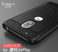 TPU чехол iPaky Slim Series для Motorola Moto G4 Play