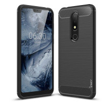 TPU чохол iPaky Slim Series для Nokia 6.1 Plus (Nokia X6)