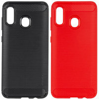 TPU чехол iPaky Slim Series для Samsung Galaxy A20 (A205F)