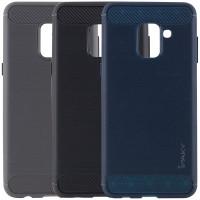 TPU чохол iPaky Slim Series для Samsung Galaxy A8 (2018) (A530)