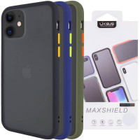"TPU+PC чехол LikGus Maxshield для Apple iPhone 11 (6.1"")"