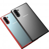 TPU+PC чехол LikGus Maxshield для Samsung Galaxy Note 10