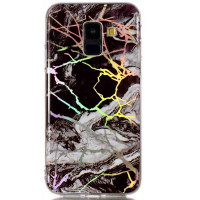 TPU чехол Marble Series для Samsung Galaxy A6 (2018)