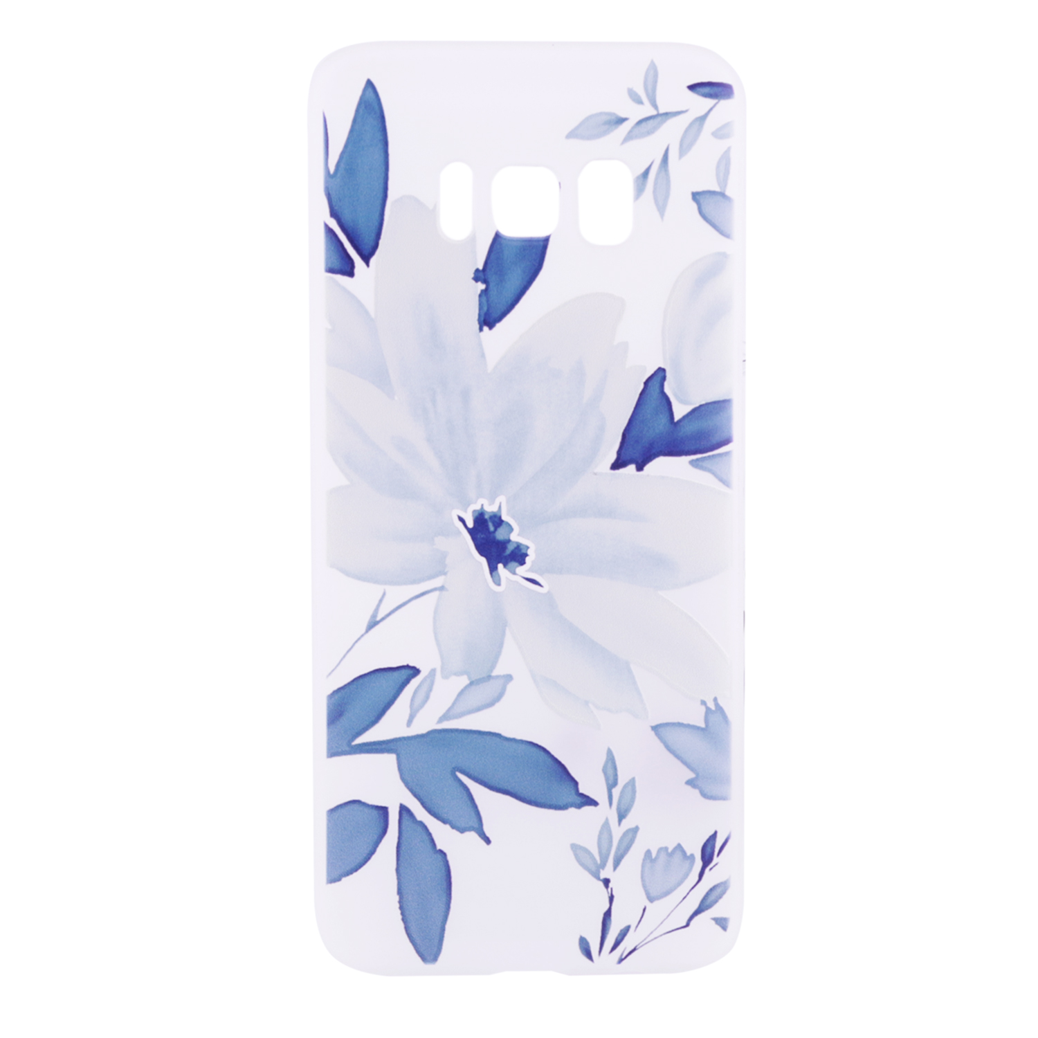 TPU чехол матовый soft touch color для Samsung Galaxy S8 Plus (G955)
