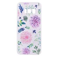 TPU чехол матовый soft touch color для Samsung G955 Galaxy S8 Plus