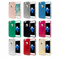 TPU чохол Mercury iJelly Metal series для Apple iPhone 7 (4.7'')