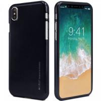 "TPU чехол Mercury iJelly Metal series для Apple iPhone X (5.8"") / XS (5.8"")"