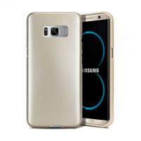 TPU чехол Mercury iJelly Metal series для Samsung G955 Galaxy S8 Plus
