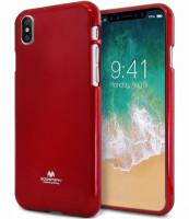 "TPU чохол Mercury Jelly Color series для Apple iPhone X (5.8"")"