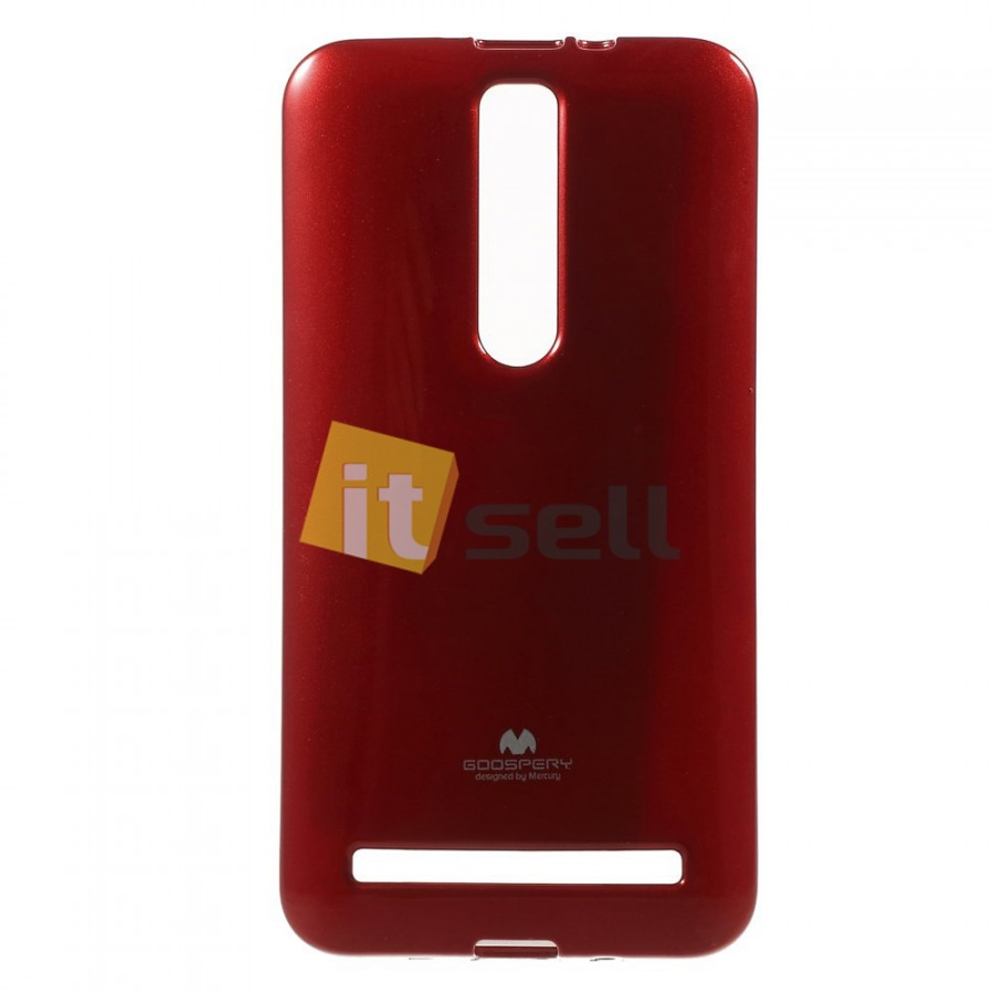 Купить TPU чехол Mercury Jelly Color series для Asus Zenfone 2 (ZE551ML/ZE550ML) за 90 грн