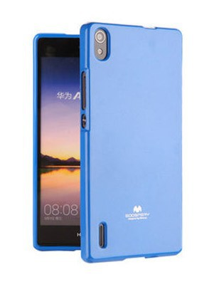 Купить TPU чехол Mercury Jelly Color series для Huawei Ascend P7 за 175 грн