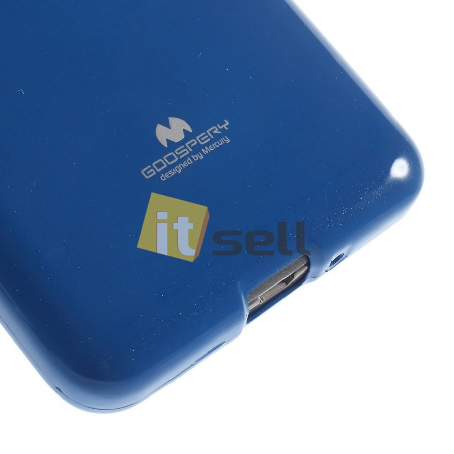 TPU чехол Mercury Jelly Color series для Samsung G530H/G531H Galaxy Grand Prime Синий в магазине itsell.ua